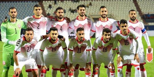 مهاجم تیم ملی بحرین بازی با ایران از دست داد