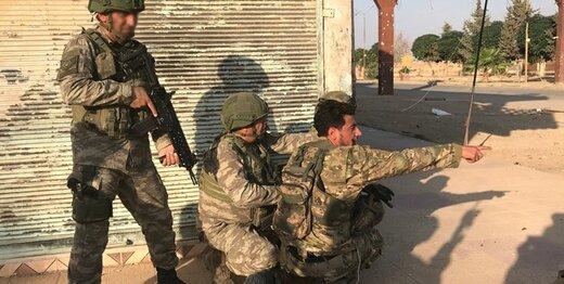 تسلط کردهای سوری بر «راس العین»
