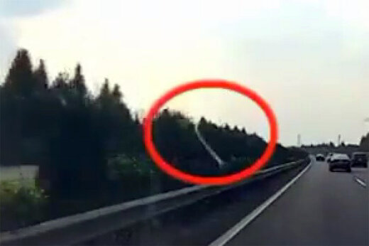 فیلم   حوادث عجیب رانندگی که شما مقصر نیستید!