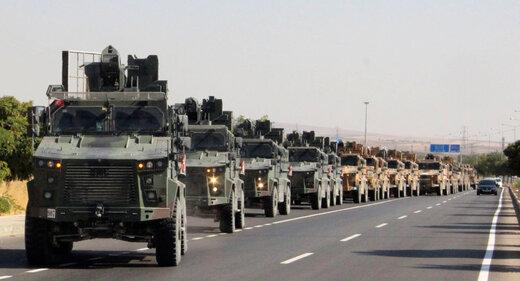 ادعای کردهای سوری درباره کشتن سربازان ترکیه ای