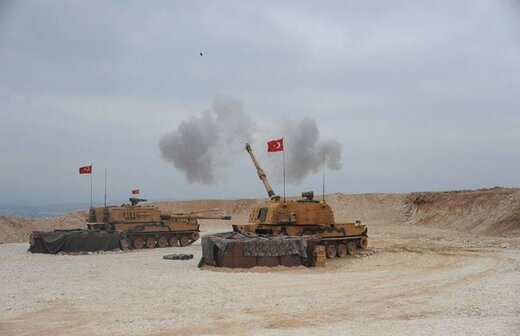 رسانه صهیونیستی قدرت نظامی ترکیه در سوریه را ضعیف توصیف کرد