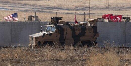 ۱۰۰۰ نیروی نظامی آمریکایی از سوریه خارج میشوند