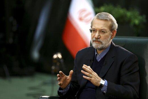 واکنش لاریجانی نسبت به بازگشایی سفارت ایرلند درایران