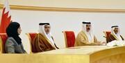 شاه بحرین خواستار اقدام جهانی برای امنیت کشتیرانی خلیج فارس شد