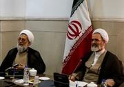 دیدار نماینده ولی فقیه در ارتش با مراجع عظام تقلید/ محمدحسنی: بدون بیانیه گام دوم، هیچکس نمیتواند راه خود را ادامه دهد