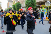 تصاویر | حال و هوای کربلا در آستانه اربعین حسینی