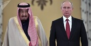 پوتین وارد عربستان سعودی شد