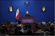 President Rouhani says Iran has no problem resolving disputes with Saudi Arabia
