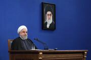 روحانی: کشوری که به نفتکش ایران حمله کرده منتظر عواقبش باشد/۸