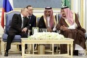 فیلم | خشم و بغض پوتین از بلایی که عربستانیها سر سرود ملی روسیه آوردند