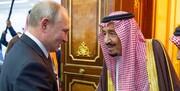 در نشست خبری شاه عربستان با پوتین چه گذشت؟