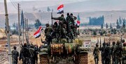 تازهترین آمار از میزان سیطره ارتش سوریه بر مناطق شمالی این کشور