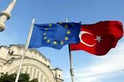 ترکیه به بیانیه اتحادیه اروپا واکنش نشان داد