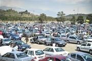 بازار خودرو در آخرین روز هفته/ تیبا از ۵۰ میلیون تومان فاصله گرفت
