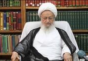 """آية الله مكارم شيرازي :لبذل الجهود في سياق اختيار """"قم المقدسة"""" عاصمة للثقافة الاسلامية"""