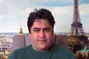 پاریس: روحالله زم در فرانسه پناهنده بود