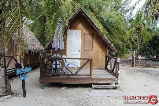 جزیره پریهای دریایی در مالزی، بهشت غواص هاست!