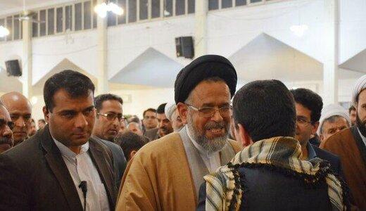 وزیر اطلاعات از مرز شلمچه بازدید کرد