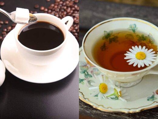 چای یا قهوه؟ کدام یک سالمتر است؟