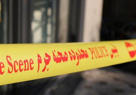 شناسایی هویت جسد سوخته با یک موبایل/ عکس