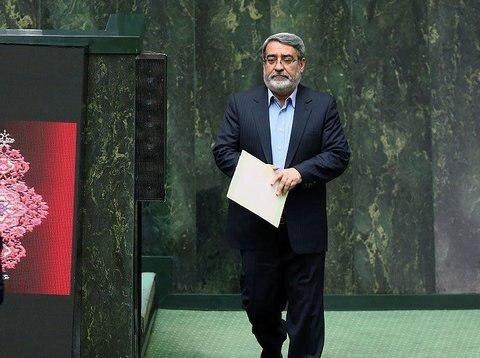 استیضاح وزیر کشور در مجلس کلید خورد/ پای ناآرامیهای بنزینی در میان است