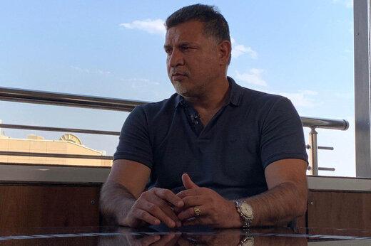 حراست وزارت ورزش: درباره علی دایی استعلامی از ما نشده بود