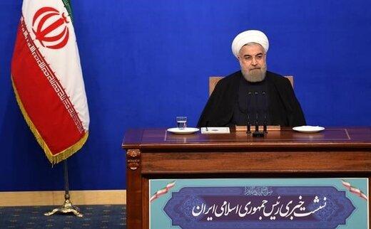 روحانی:شورای نگهبان ناظر انتخابات است نه دخالت کننده/دولت آغازگر برخورد با حقوقهای غیرعادلانه بود/۵
