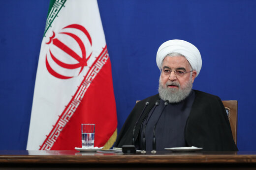 Pres. Rouhani: Iran overcomes critical situations with intelligence, resistance