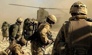 نیروهای ویژه انگلیس از سوریه خارج میشوند