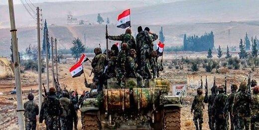 ورود ارتش سوریه به منبج