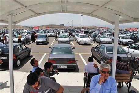 گرانی خودرو مقطعی است، تقاضایی برای خرید نیست