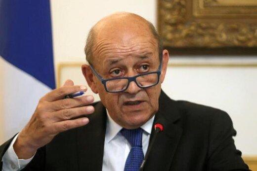 وزیر خارجه فرانسه: تجاوز ترکیه به سوریه باعث تضعیف مبارزه پنج ساله با داعش میشود