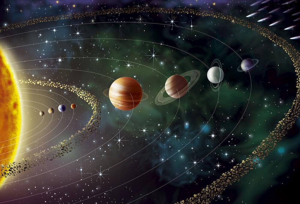 سیاره ها (مستند)