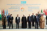 تصاویر   رئیسجمهور در اجلاس وزرای بهداشت منطقه مدیترانه شرقی