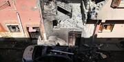 حمله به طرابلس و ادعای حفتر درباره تخریب اتاق عملیات ترکیه
