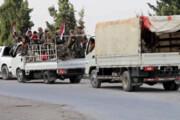 ارتش سوریه وارد شهر رقه شد