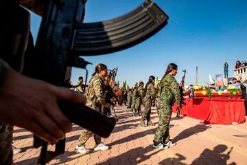هم پیمان جدید کردهای سوریه کیست؟