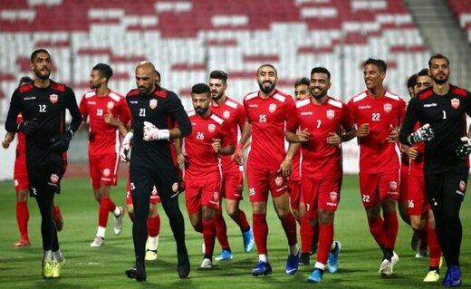 شکست بحرین در شب برد ایران