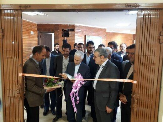 مرکز نوآوری دانشگاه لرستان با حضور وزیر علوم افتتاح شد