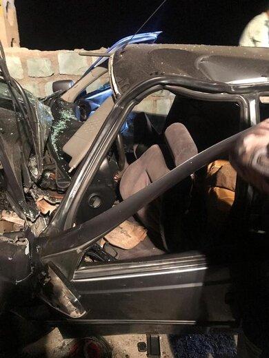 برخورد مرگبار دو دستگاه خودرو در جاده چالوس