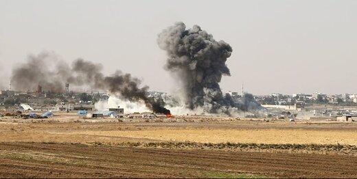 شبهنظامیان کُرد: بیش از 275 هزار نفر در عملیات ترکیه در سوریه آواره شدند