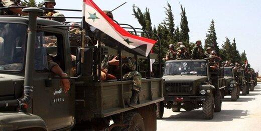 ارتش سوریه 1000 کلیومتر تا بعد از منبج را به کنترل خود درآورد/ارسال نیرو و تجهیزات به کوبانی