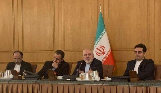ظریف: سیاست خارجی وجهالمصالحه دعواهای جناحی نیست