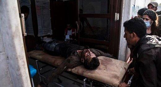 چندین نیروی نظامی ترکیه در نزدیکی منبج کشته و زخمی شدند