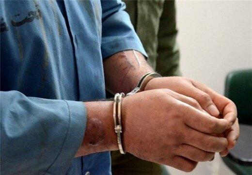 دستگیری سارقی که یک میلیارد از پستهای برق تهراندزدی کرد