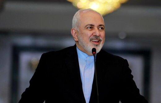 دعوت وزیر خارجه از رهبران منطقه برای پیوستن به طرح ایران/ظریف: زمان پایان تهاجم به سوریه است