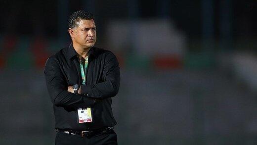 عکسی که علی دایی به مناسبت بازی امشب ایران و بحرین منتشر کرد