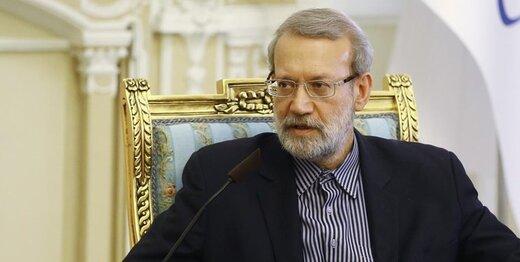 پیشنهاد لاریجانی به سران سعودی : ایران آماده میانجیگری در مسئله یمن است