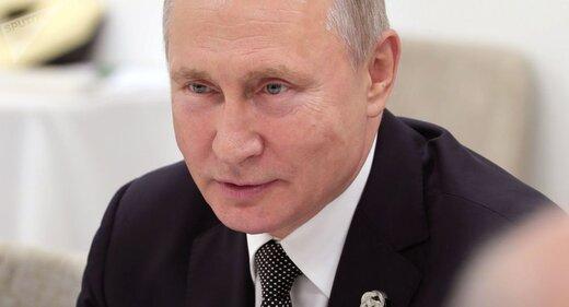پوتین اوضاع سوریه را «دشوار» توصیف کرد