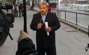فیلم | حقایقی درباره اسماعیل فلاح گزارشگر اخبار و شایعه مهاجرتش به لندن